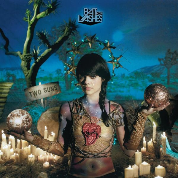 Album artwork of 'Two Suns' by Bat for Lashes