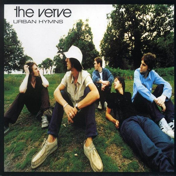 Album artwork of 'Urban Hymns' by The Verve