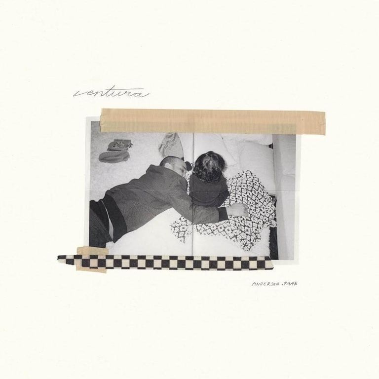 Album artwork of 'Ventura' by Anderson .Paak