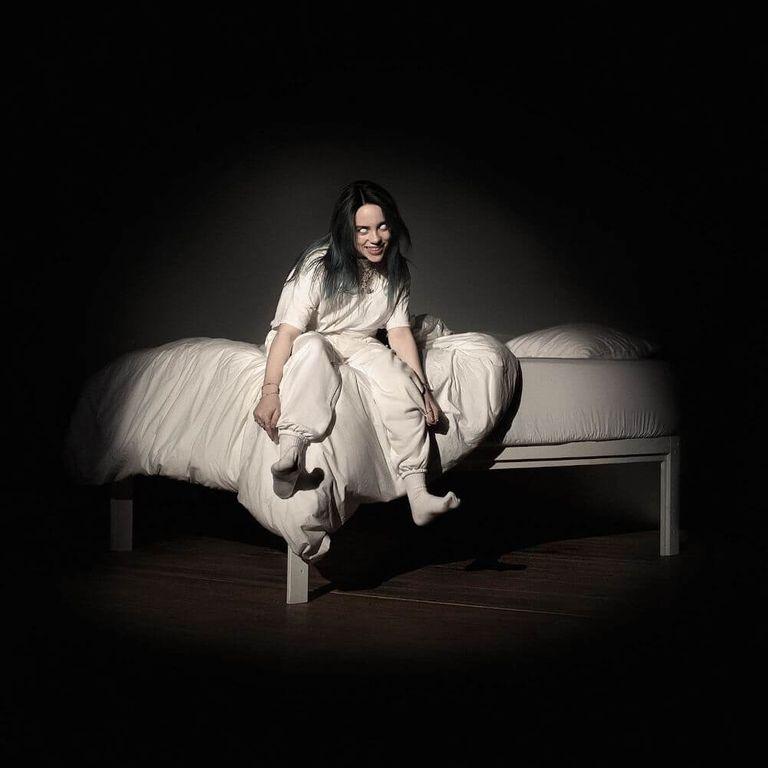 Album artwork of 'When We All Fall Asleep, Where Do We Go?' by Billie Eilish