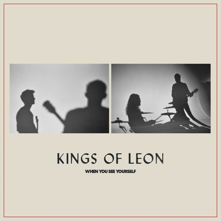 Album artwork of 'When You See Yourself' by Kings of Leon