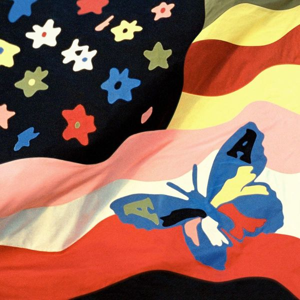 Album artwork of 'Wildflower' by The Avalanches