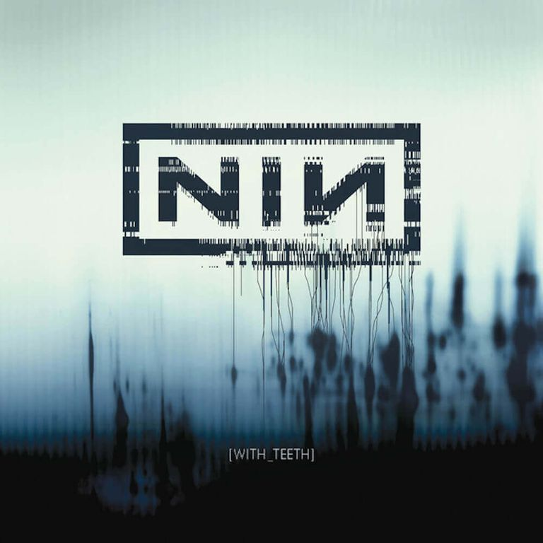 Album artwork of 'With Teeth' by Nine Inch Nails