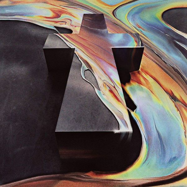 Album artwork of 'Woman' by Justice