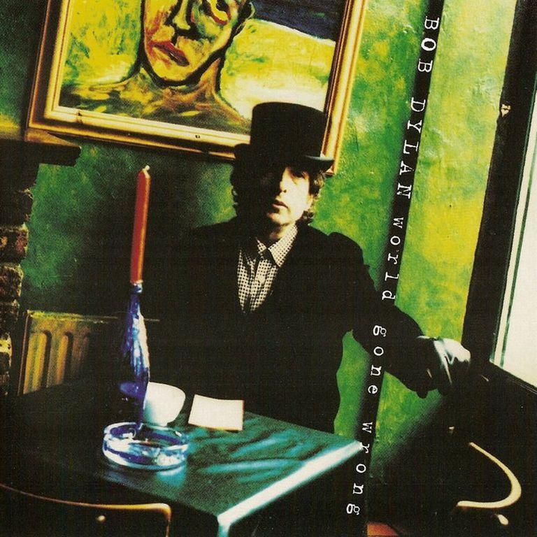 Album artwork of 'World Gone Wrong' by Bob Dylan
