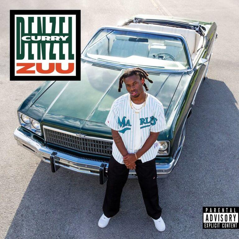 Album artwork of 'ZUU' by Denzel Curry