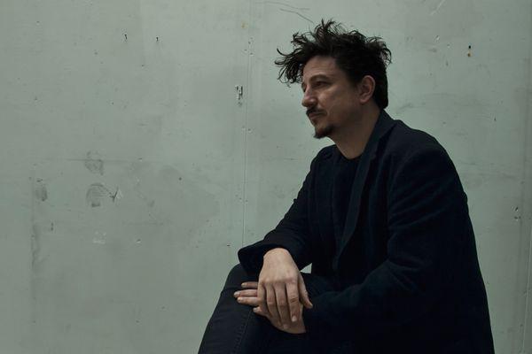 Photograph of Danish composer Anders Filipsen