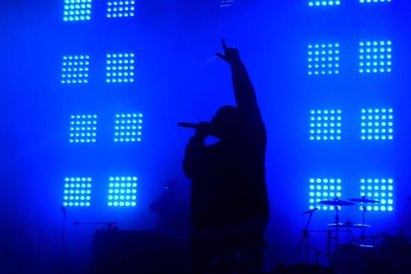 Run the Jewels performing live