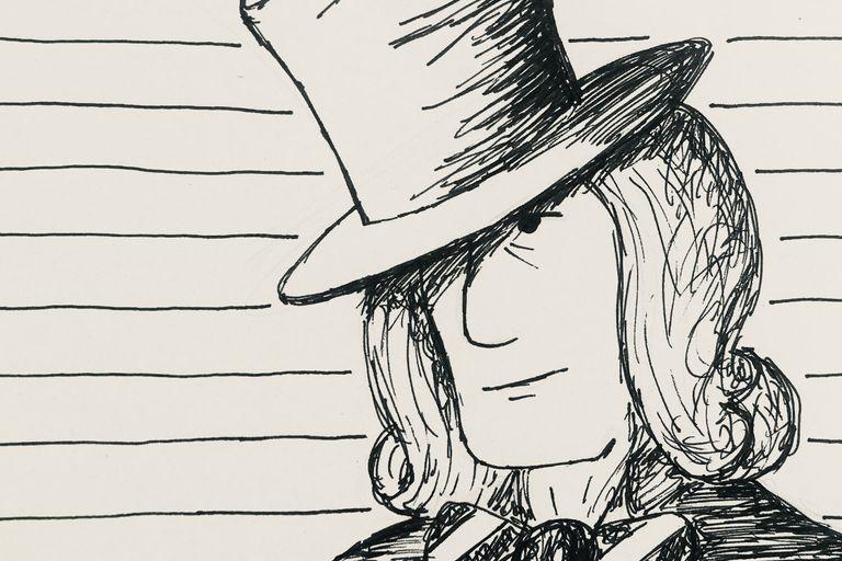 Illustration for Funnyfarm Part VII: The Dealer Man Can